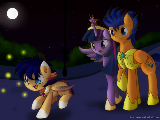 File:FANMADE Family time by hikariviny.png