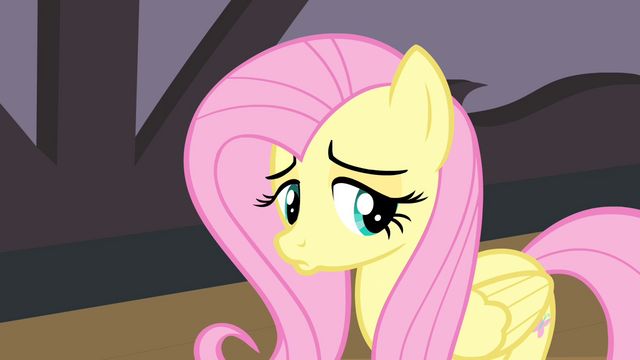 File:Fluttershy pouting S4E14.png