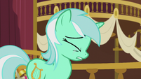 Lyra crying S5E9