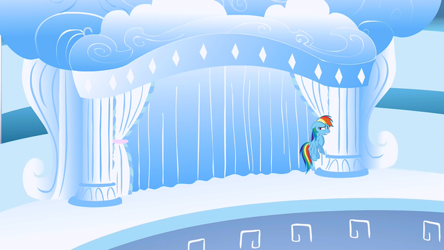 File:Rainbow Dash finally comes out S1E16.png