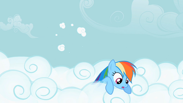 File:Rainbow Dash hear pleas S2E8-.png
