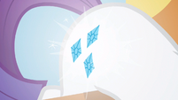 Rarity true cutie mark S3E13
