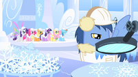 Snowflakes in a bowl S1E16