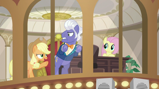 "File:Applejack ""you wouldn't be able to resist"" S6E20.png"