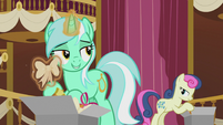 Lyra and Bon Bon best of friends S5E9