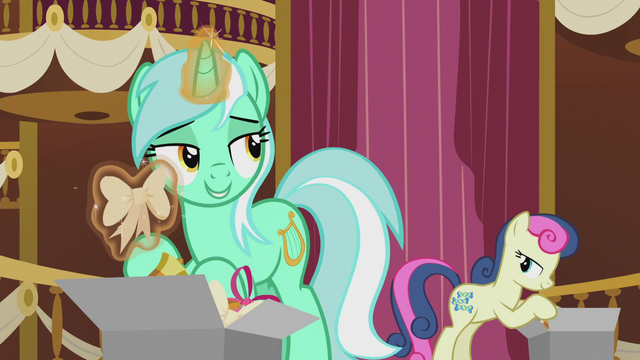 File:Lyra and Bon Bon best of friends S5E9.png