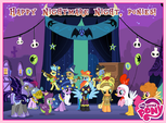 My Little Pony Facebook - Nightmare Night 2013