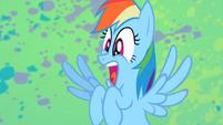Rainbow Dash Scream S2E7