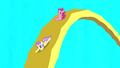 Ruby Pinch and Princess Erroria sliding on accordion S4E12.png
