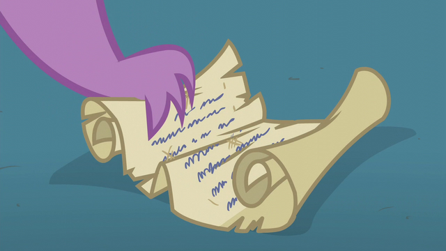 File:Spike picks up the magic scroll S5E25.png