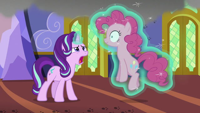 "File:Starlight Glimmer ""we need water!"" S6E21.png"