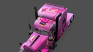 FANMADE ETS2 Pete 389 Custom - Pinkie Pie Skin 7