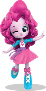 Equestria Girls Minis Pinkie Pie promo image