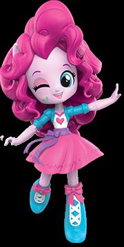File:Equestria Girls Minis Pinkie Pie promo image.png