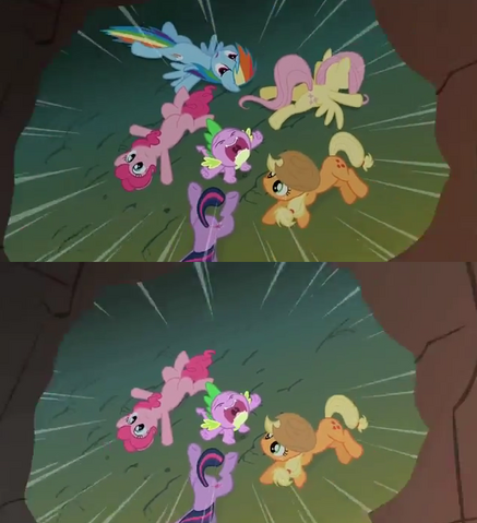 File:FANMADE Rainbow Dash and Fluttershy error.png