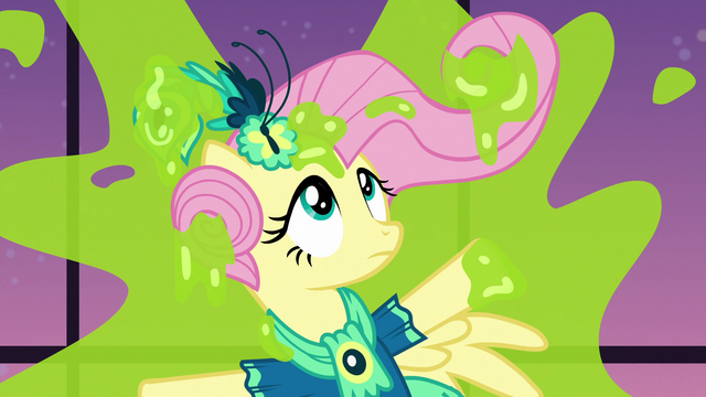 File:Fluttershy stuck to a ballroom window S5E7.png