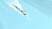 Rainbow Dash before the sonic rainboom S1E16.png