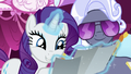 Rarity and Hoity and Toity look at photographs S7E9.png