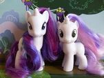 Sweetie Belle and Rarity Toys 2