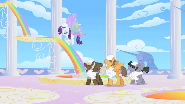 File:The bullies admiring Rarity S1E16.png