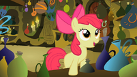 Apple Bloom 'good hair' S2E06