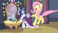 Fluttershy Scared S2E11.png
