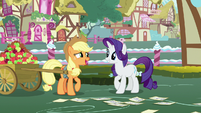 "Applejack ""I guess I can do that for ya"" S7E9"