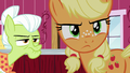 Applejack looking back toward the farm gate S6E23.png