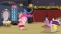Pinkie Pie oops S2E11