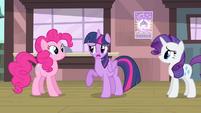 Twilight 'enjoy being friends again' S4E11