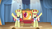 Flim and Flam on stage S4E20