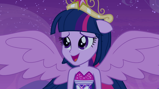 File:Twilight says goodbye to her human friends EG.png