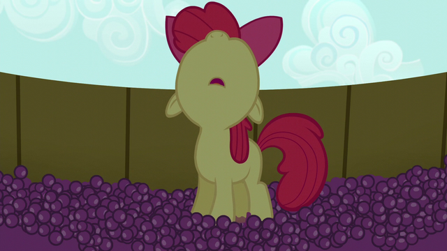 File:Apple Bloom looking up while in the grape trough S5E17.png