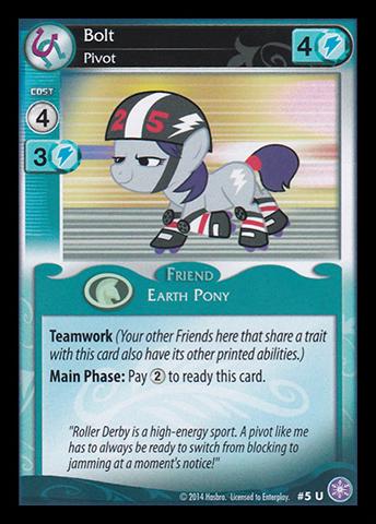 File:Bolt, Pivot card MLP CCG.jpg