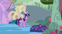 Fluttershy 'with pleasure' S2E2