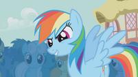 "Rainbow ""show this unicorn who's boss"" S1E06"