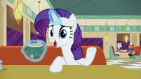 "Rarity ""Okay, all the time"" S6E9"