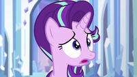 Starlight looks at Cadance S6E2