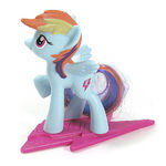 2011 McDonald's Rainbow Dash toy