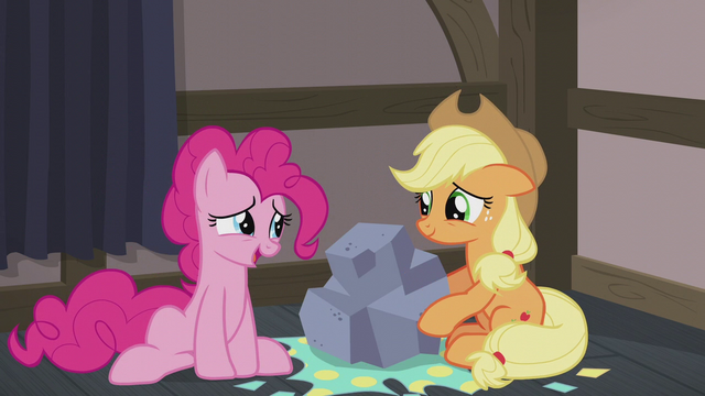 File:Applejack gets a rock for a present S5E20.png