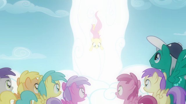 File:Filly Fluttershy falling down S2E22.png