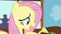 Fluttershy about to start discussing the book S5E23.png