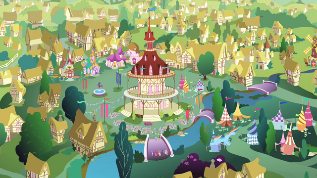 File:Rainbow flying to town hall S4E13.png