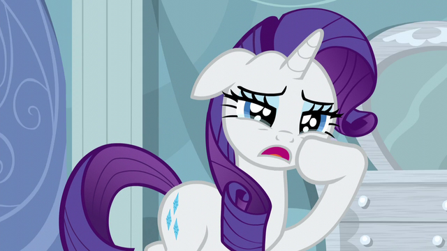 "File:Rarity ""can't bear to see Fluttershy cry"" S5E5.png"