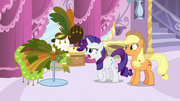"Rarity calls her new design ""absolutely terrible!"" S7E9.png"