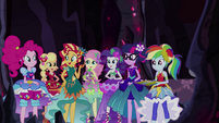 "Sunset Shimmer ""meant to have them all along"" EG4"