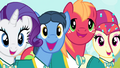 The Ponytones singing ending song S4E14.png