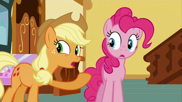 File:Applejack interrupting S2E24.png