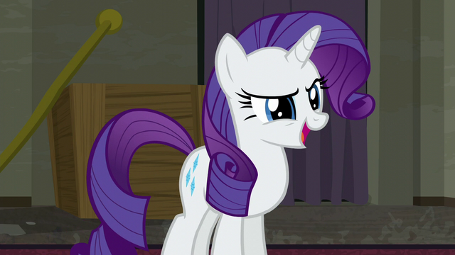 "File:Rarity ""what Rarity For You is all about!"" S6E9.png"