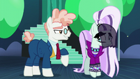 "Svengallop ""that pointless schoolpony contest"" S5E24"